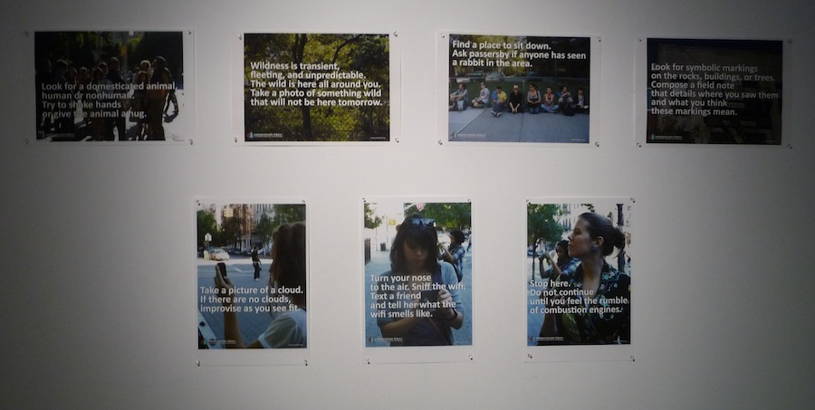 Hyperallergic Reviews Indeterminate Hikes in LA Re.Play at UCLA, curated by Mimi Sheller and Hana Iverson