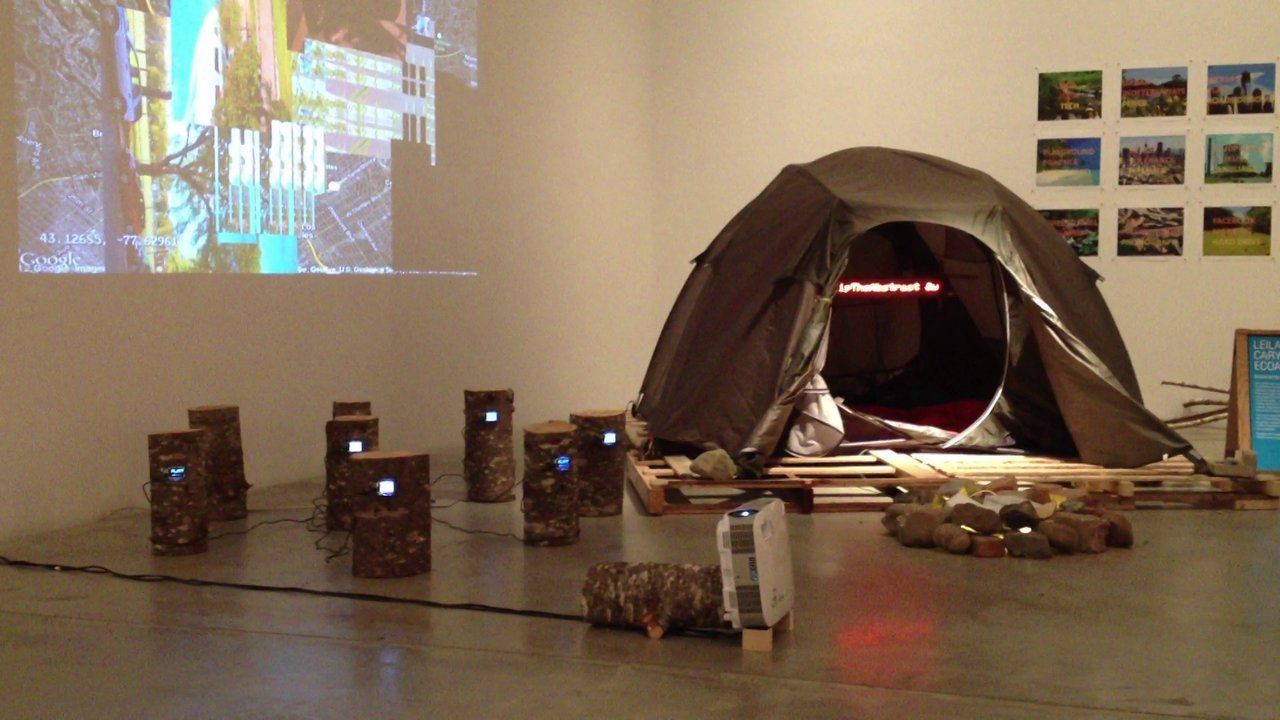 Basecamp.exe Interview with InVisible Culture, Issue 20: Ecologies, Spring 2014