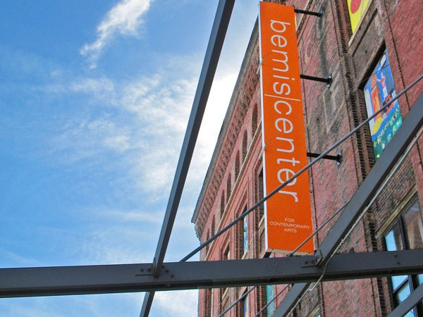 Art Residency @ Bemis Center for Contemporary Arts, Winter/Spring 2015